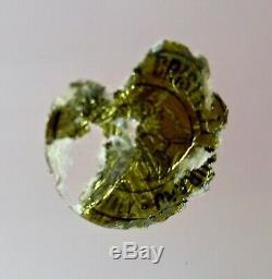 Murano Art Glass Clam Shell, Huge
