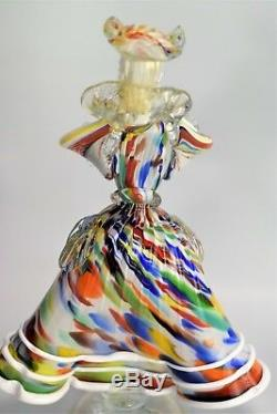 Murano Glass Dancers Figurines Extra Large
