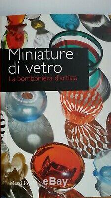 Murano Glass Rare Antonio Da Ros Gino Cenedese Blown Vase 1970