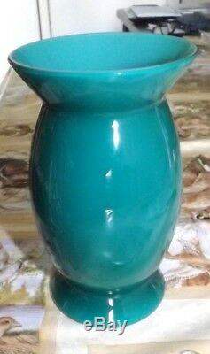 Murano glass vase Idalion, design Alessandro Mendini 93, executed by Venini 95