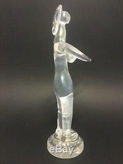 Rare Murano Glass Pablo Picasso Donna Fucina degli Angeli Venezia