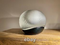 Rare Murano Glass Thomas Stearns Luna Vase Venini