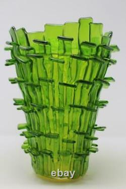 Ritagli Vase designed by Fulvio Bianconi of Venini, Murano